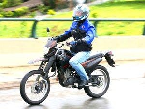 Foto: Yamaha XTZ 125 X