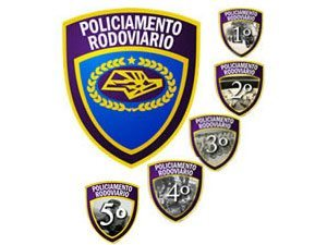 Agradecimento do Comando de Policiamento Rodoviário