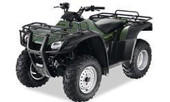 Agrishow 2007: Honda expõe motocicletas, quadriciclos e produtos de força