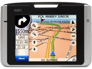AIRIS lança nova geração de navegadores GPS