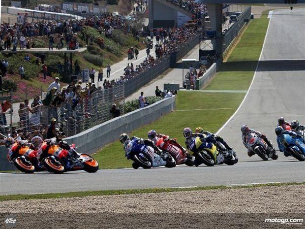 Alguns números do MotoGP para Portugal