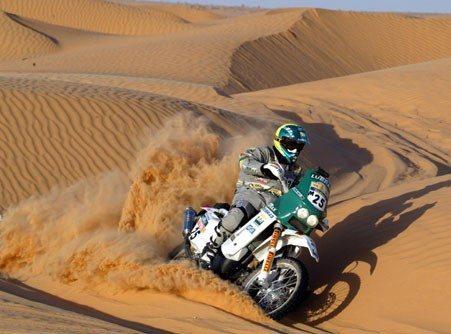 Jean Azevedo é presença brasileira garantida no Rally Dakar