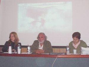Foto: Banca examinadora