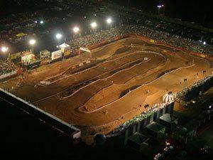Arena Cross terá novo formato e muitas novidades em 2009