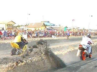 Arrancada de Motos em Balneário Arroio do Silva,SC