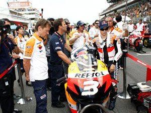 Assen é próximo desafio para pilotos Honda