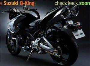 Foto: Suzuki B-King 1300