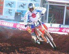 Bacchin correrá mais uma do arenacross para a Rex Racing