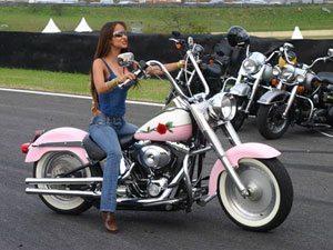 Foto: Motociclistas do Balaios Motoclube chegam ao São Paulo Moto Festival