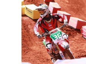 Foto: Jorge Balbi, com sua Honda