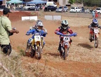 Beto Lawant sobe ao pódio no Motocross de Mogi Mirim - SP