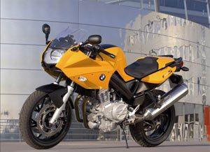 Foto: BMW F800S