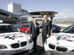 BMW continua como marca oficial do MotoGP