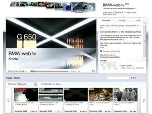 BMW Inova e Lança Canal Exclusivo de Vídeos