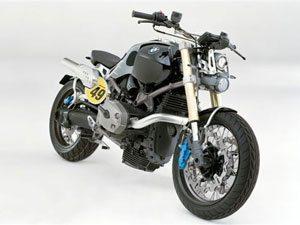 BMW -  Lo Rider, quebra cabeça alemão