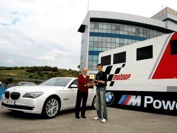 BMW M dá um BMW 750i de 2009 a Ezpeleta