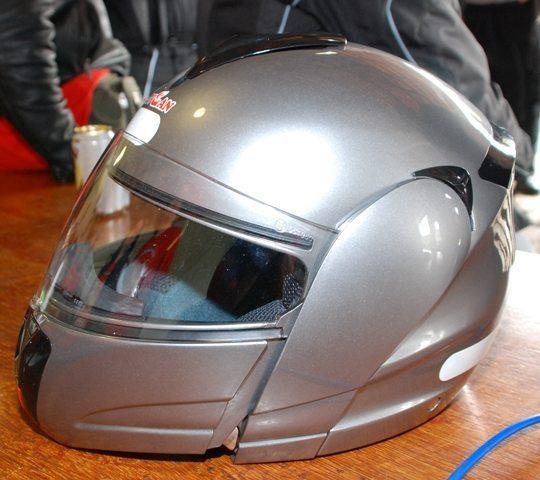 Boas impressões dos capacetes ROVCAN