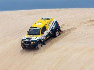Brasil terá 17 competidores no Rally Dakar