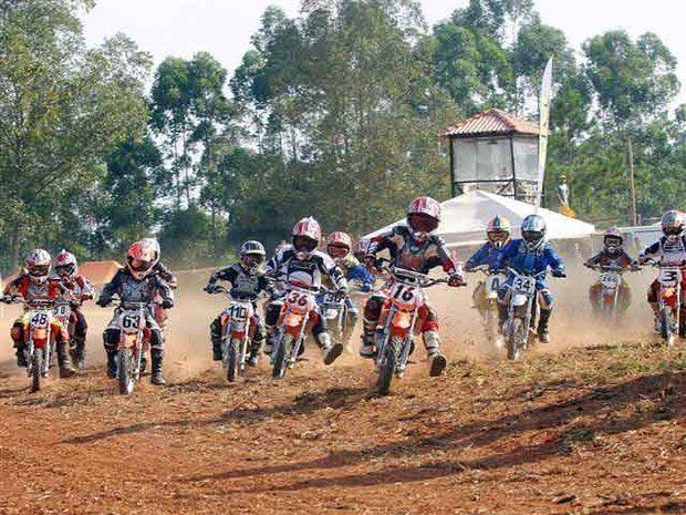 Foto: Brasileiro de Minicross estar em Chapec¢ neste final de semana