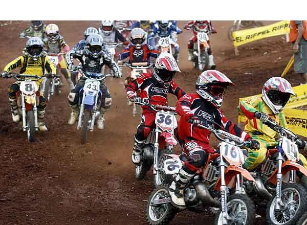 Brasileiro de Minicross vai ao Paraná neste domingo