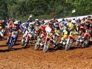Brasileiro de Motocross promete festa em Santa Luzia