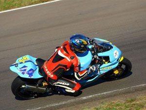 Foto: Cerciari est em terceiro na Superbike