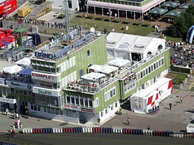 Brno: As grandes corridas
