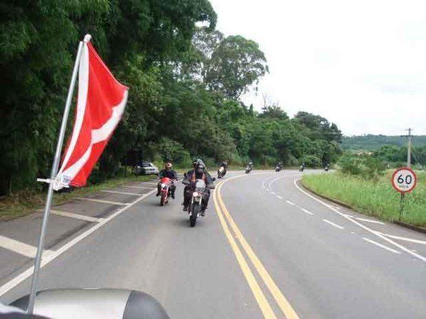 Buell invade as estradas do interior paulista
