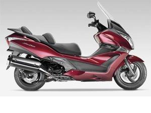 Foto: Honda SW-T 400