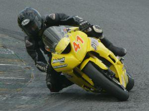 Marcos Nishimoto fez a Superpole na 600cc