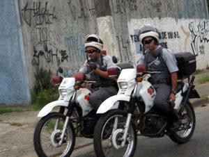 Foto: Vc foi multado por falta de capacete?