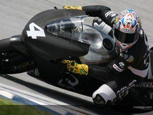 Foto: Alex Barros na MotoGP