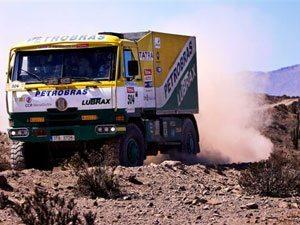 Foto: Peso-pesado da Equipe Petrobras Lubrax conquista melhor resultado