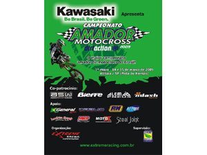 Campeonato Amador de Motocross Dirt Action - 2009