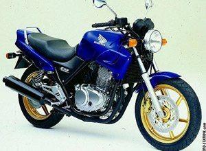 Foto: Honda CB 500