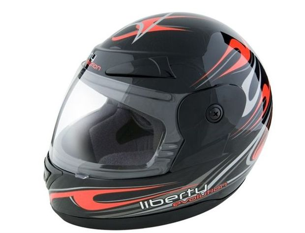 Capacete Liberty Evolution, da Tork