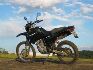 Foto: Lander nova ou XT 600 usada?