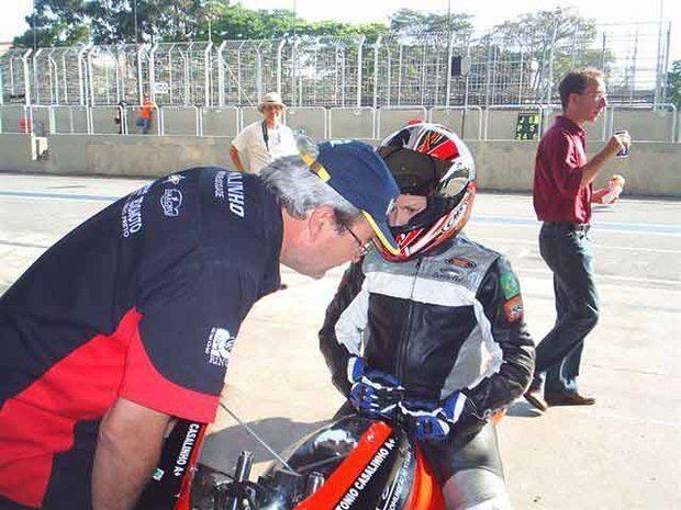 Casalinho vai largar em terceiro na 5ª etapa do Brasileiro