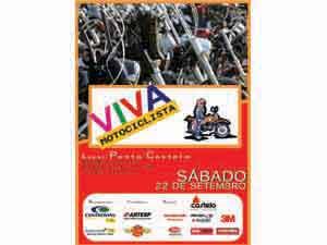 Centrovias promove a 3ª edição do Viva Motociclista