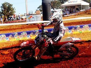 Ceres abre a segunda metade do Goiano de Motocross