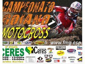 Ceres recebe a 6ª eetapa do Goiano de Motocross