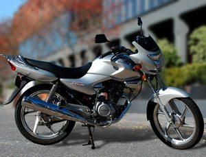 Foto: Honda 125 Storm argentina