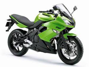 Chega a Kawasaki Ninja 250R