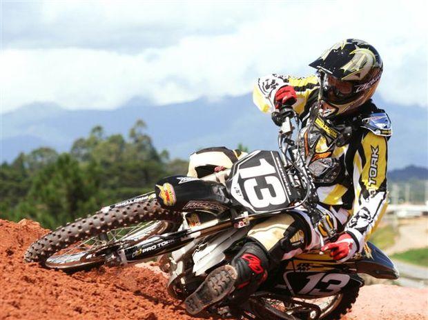 Foto: Chumbinho faz parte da Pro Tork Racing Team