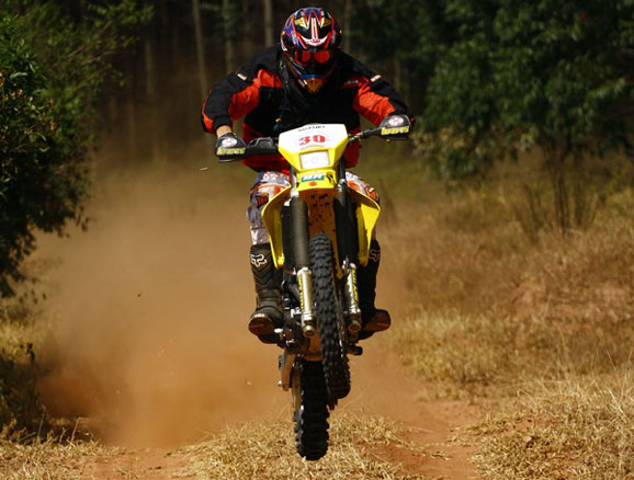 Foto: Ike venceu a categoria Rally Extreme e na geral.