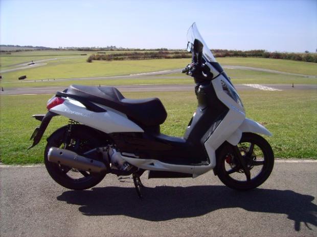 Com desenho moderno, novo scooter deverá empurrar Dafra de volta ao terceiro lugar do ranking