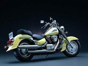 Foto: Suzuki Intruer 1500