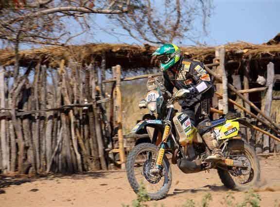 Colisão com vaca faz Jean Azevedo cair uma posição na geral de motos