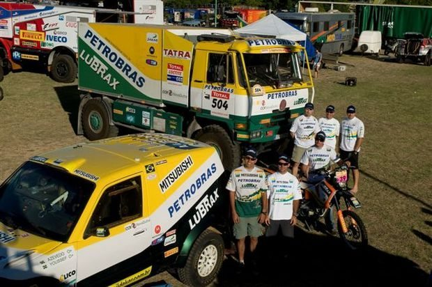 Começa o Rally Dakar 2009