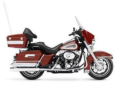 Foto: Harley-Davidson Electra Glide Classic